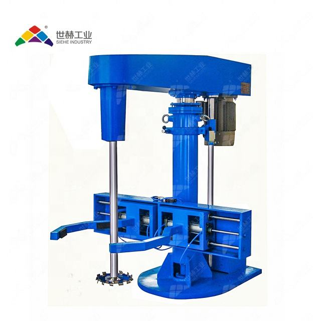 Road marking paint machine industrial paint mixer paint dissolver