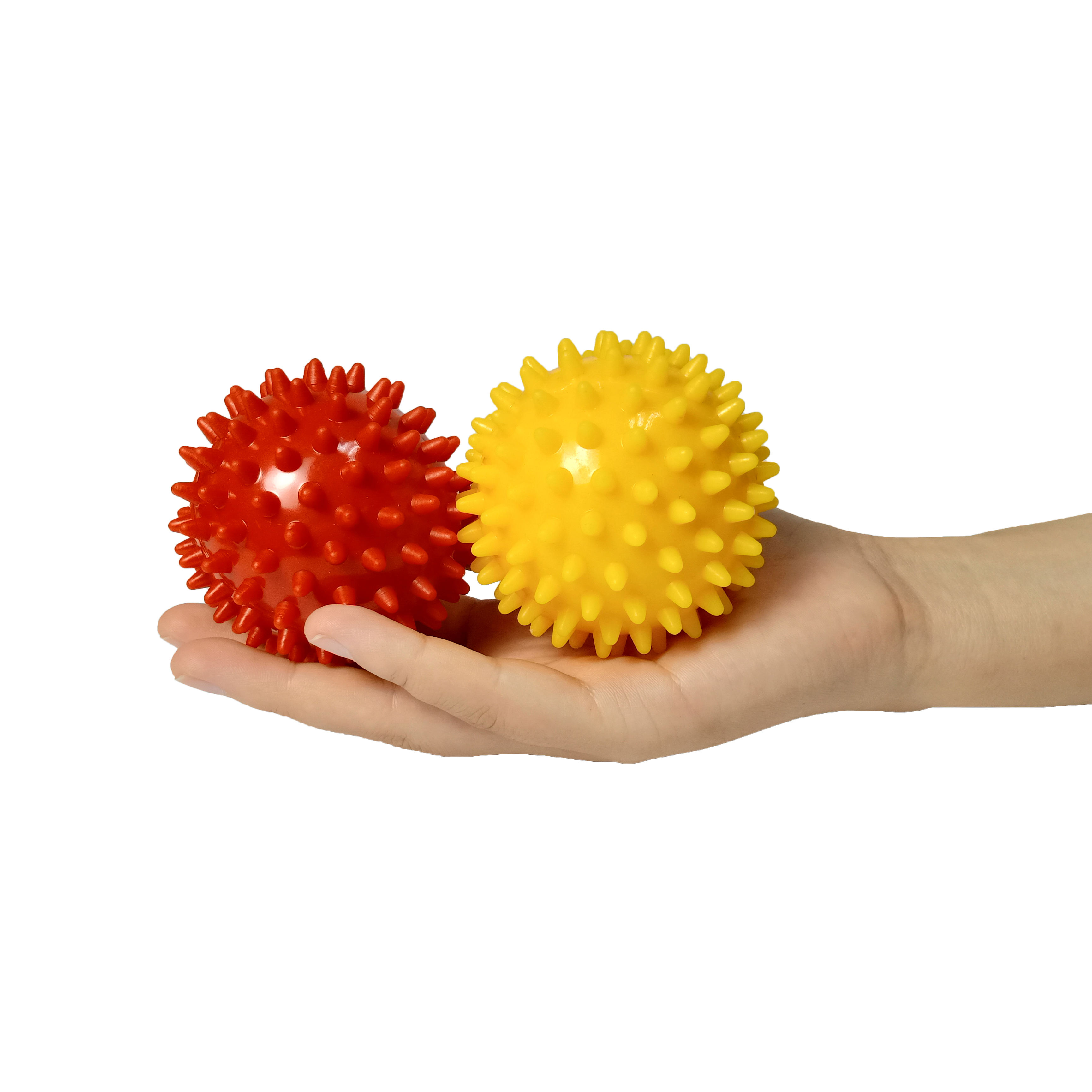 Hot sell big hard bulk hand massage ball