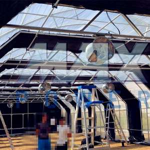 Sell Used Greenhouse with Covering Mesh for USA