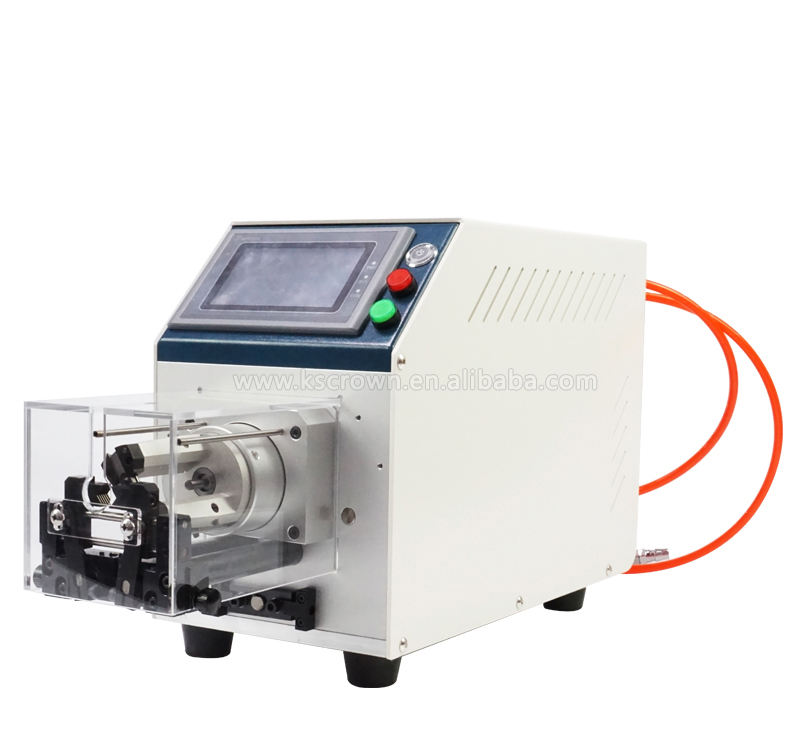 Coaxial cable / multilayer wire / coax cables stripper stripping machine WL-B6806