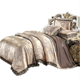Luxury Embroidery Tencel Satin Silk Jacquard Bedding Sets 100% cotton
