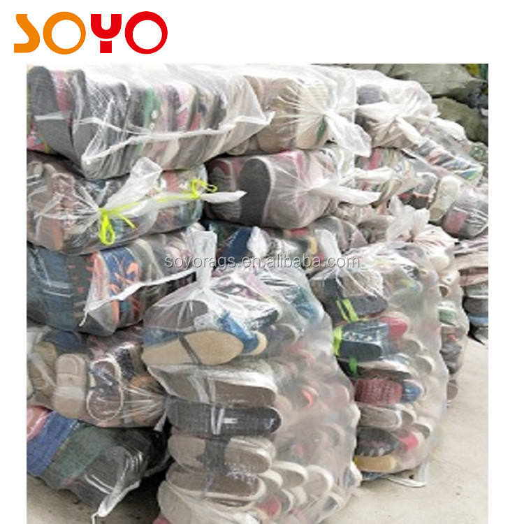 2018 China high quality used shoes big supplier second hand used shoes