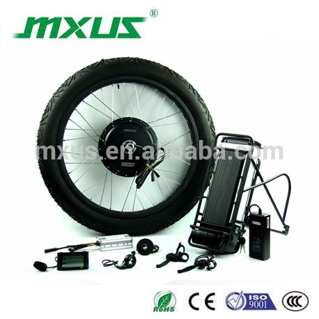 72v 3000w elektrische ebike conversion kit