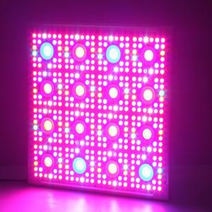 1000w alta lumen coltiva la luce idroponica hans pannello pannocchia spettro completo principale coltiva la luce