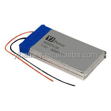 li ion battery 18650 7.4v 3000mAh 2600mah lithium li polymer battery with lipo battery pack for handheld computer, solar system