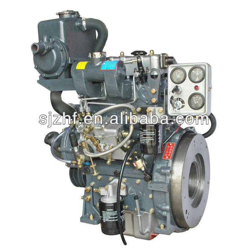 HF-SL2100ABC 30hp הימי דיזל מנוע