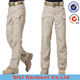 Hot selling Cheap Men Combat Multi Pockets Casual Cotton Tactical Military Cargo Pants 7colors