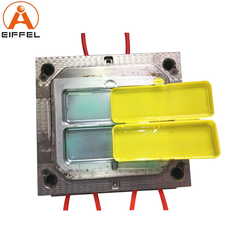 China Supply New Style Plastic Pencil Box Mould