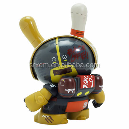 Oem Plastic 8 Inches Dunny Cartoon <span class=keywords><strong>Vinyl</strong></span> Speelgoed Voor Kind