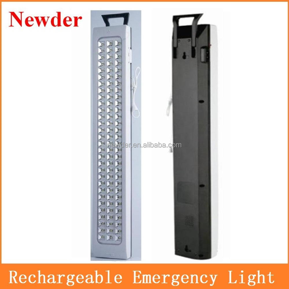 90 LED portabel LAMPU darurat isi ulang LED