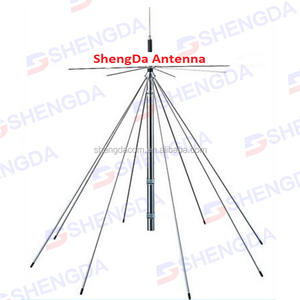 (25-1300 MHz) Tram Discone Broad Band Cơ Sở Antenna