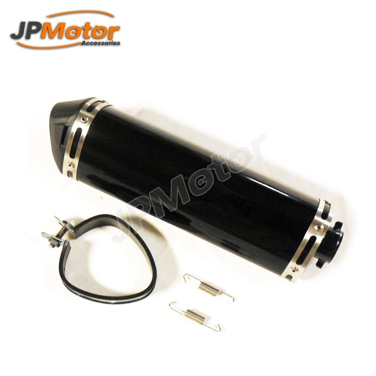 Jpmotor الانزلاق على حفرة الدراجة db كاتم الأنابيب للقفازات