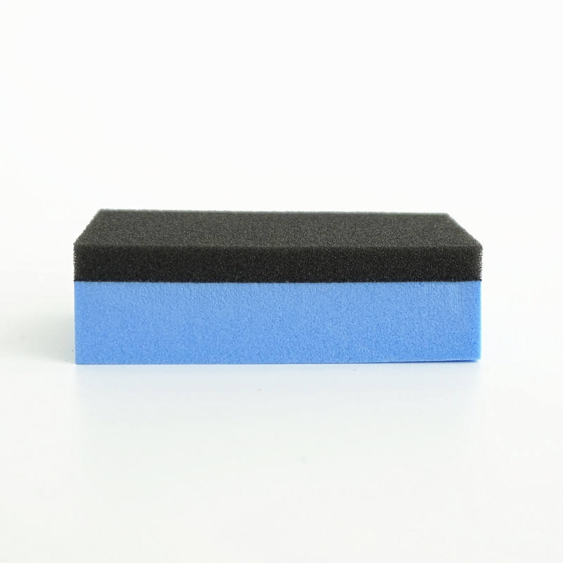 Hoge kwaliteit <span class=keywords><strong>auto</strong></span> detaillering coating kristal EVA spons applicator voor car vehicle <span class=keywords><strong>auto</strong></span>
