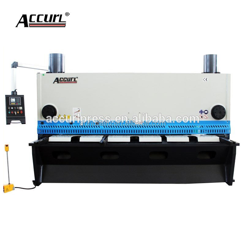 CNC Hydraulic Shearing Machine / gear cutting machine tools for sale low price