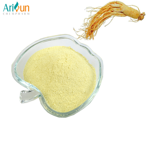 Plant Extract Light Yellow Powder Ginseng Extract,Panax Ginseng Extract Powder