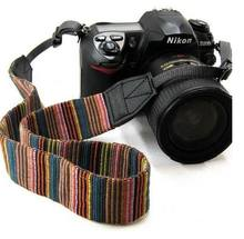 Nylon Vintage Shoulder Neck Strap Camera Strap Sling Belt for Panasonic SLR DSLR