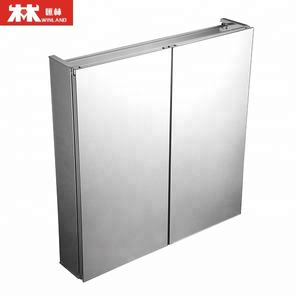 Stainless Steel Mirror Cabinets Perfect for Bathroom