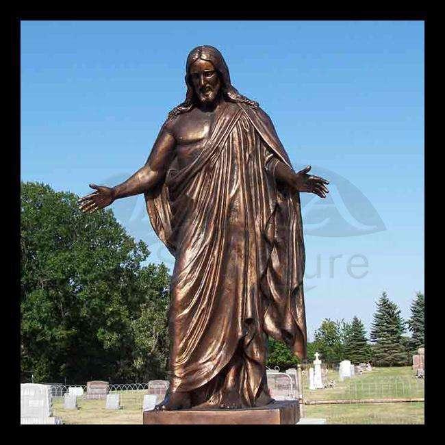 alta qualidade deus jesus cruz para cemitério