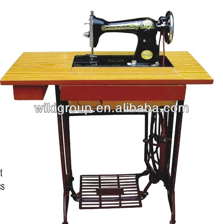 JA2-1 WITH 2-DRAWER TABLE STAND HOUSEHOLD DEOESTIC KOREA SEWING MACHINE PRICE