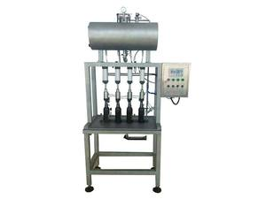 MICET-4 6 or 8head semi-automatic beer bottle filling capping bottling can filling machine