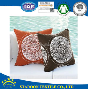 Gaya unik dicetak tahan air meliputi penggantian cushion outdoor furniture