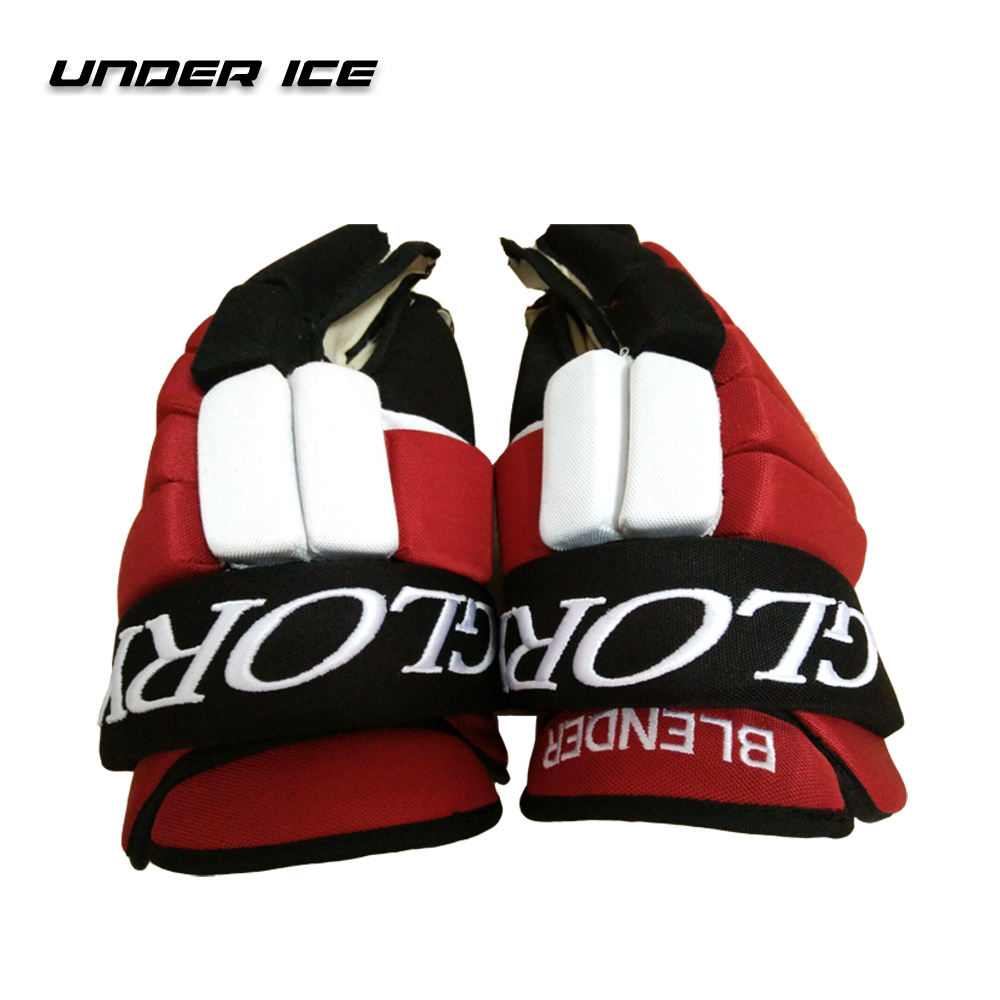 Professionelle customized-hockey handschuhe lacrosse handschuhe