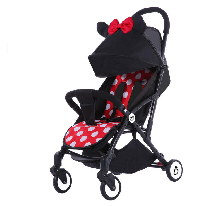 Easy Go Easy Folding Yoya Baby Stroller with Removable Artrest
