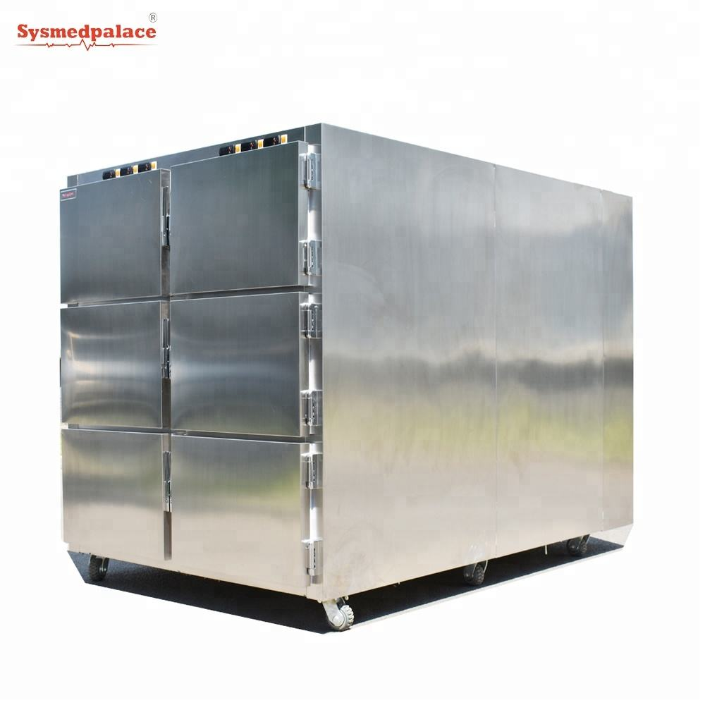 Mortuary Equipment Mortuary Body Coolers Freezer Refrigerator