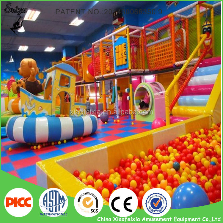 Best Seller Kids Indoor Playground Toys Children Play Area Equipment For Sale