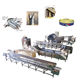 Total quality controlled sardine canning process tools and equipment in fish processing factory equipment