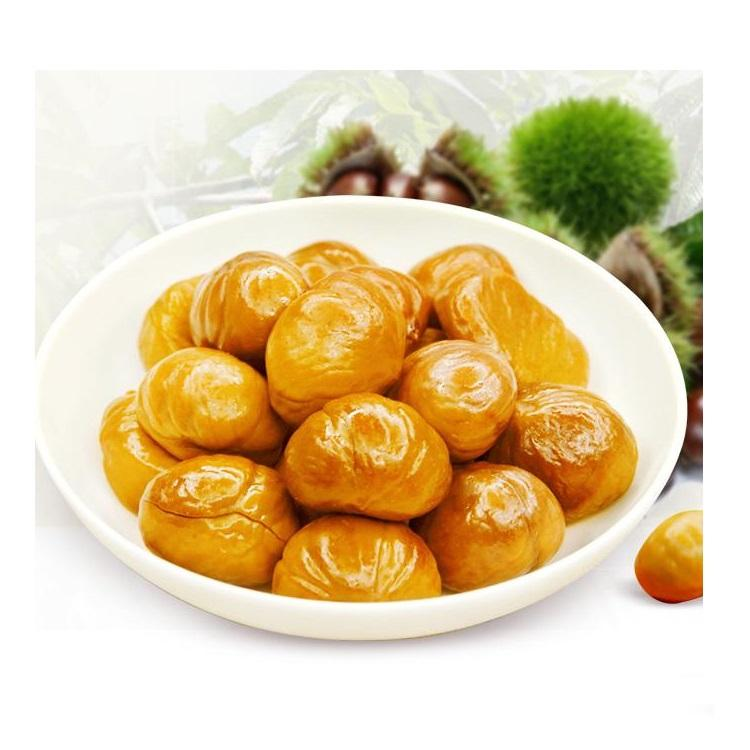 Wholesale competitive price organic Chestnuts roasted fresh chestnut kernels
