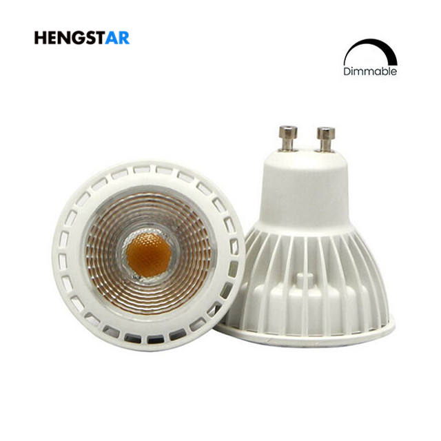 MR16 GU10 HA CONDOTTO LA Lampadina 3W 5W 7W Dimmerabile 24V 12V HA CONDOTTO Il Riflettore 5W