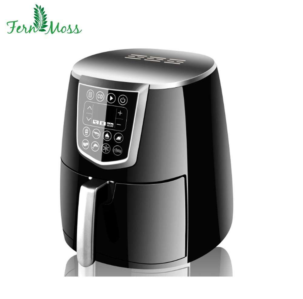 4L classic design oil free air deep fryer food cooker for household
