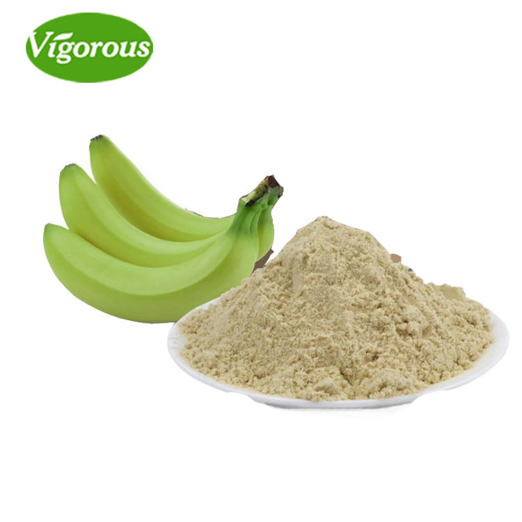 For Food Baking Beverage Green Banana Flour Powder