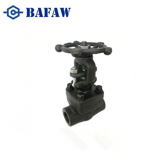 Astm A105 forged gate valve