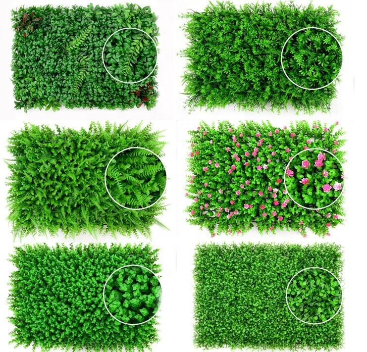 Hot selling artificial grass wall decorative fakes leaves, plastic grass leaves wall for decor