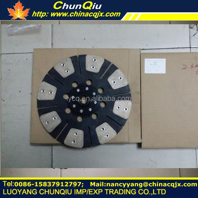 Original YTO X1204 tractor clutch driven disc for sale