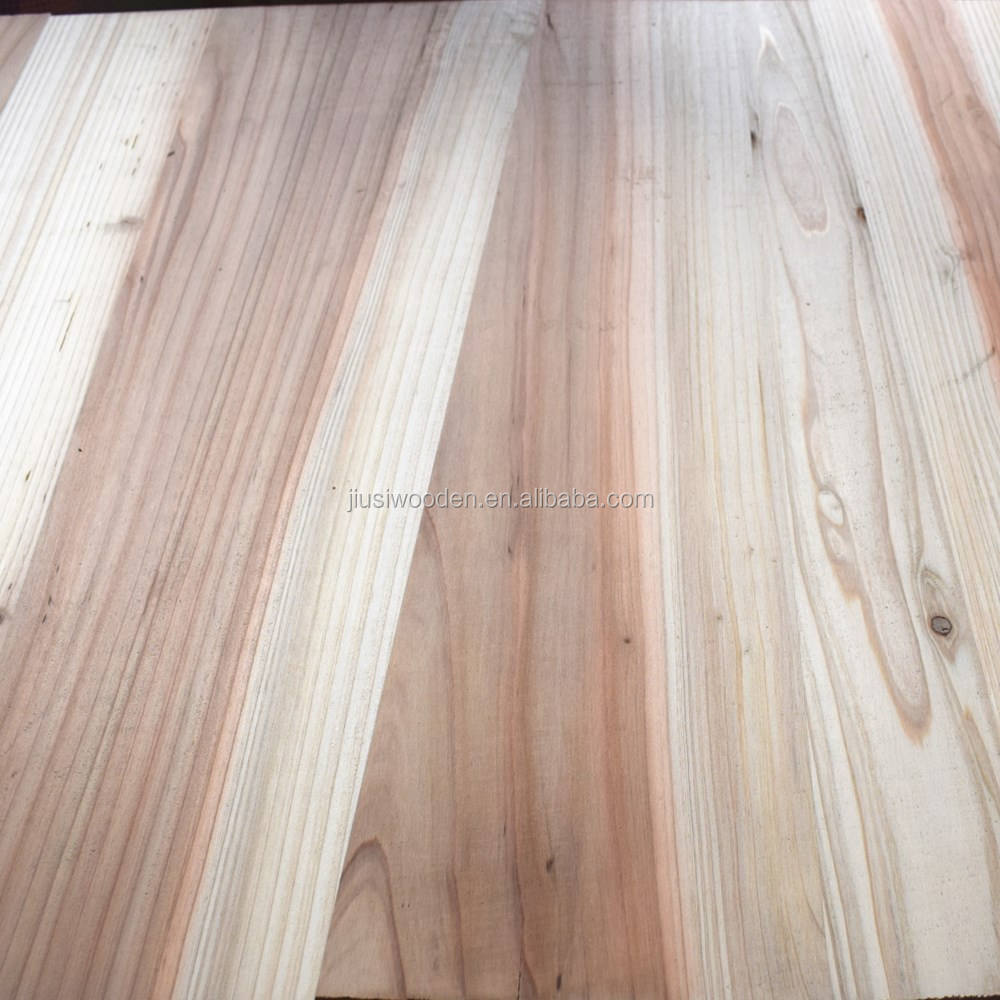 Custom Fir/cedar/spruce solid wood finger joint board with wholesale price