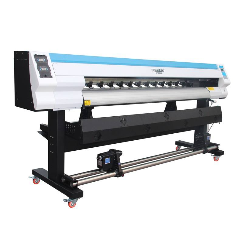 Audley cheap 1.6m 1.8m 3.2m roll to roll uv eco solvent printer price good S2000