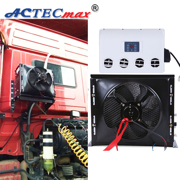 Auto air condition 12V 24V Electric truck air conditioner for car
