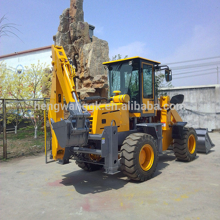 New condition construction machinery 1ton HW-910 mini wheel loader