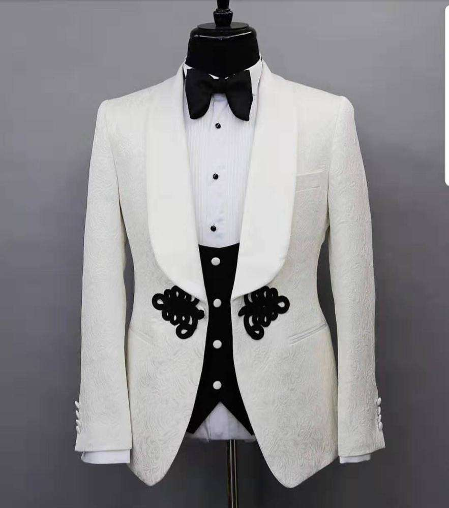 made to measure wedding tuxedo men suits