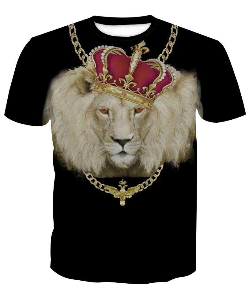 Dropshipping Graphic Tees Print on Demand T-shirt Hip Hop Men Clothing with OEM&ODM Service