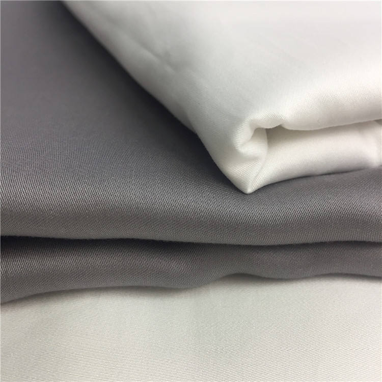 Broad-width bamboo fabric bedding skin-friendly fabric Bm60*40 173*120 white