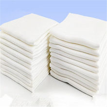 Made In China Double Weave Gauze Muslin Prefold Cloth Diaper