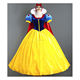 New items adults cosplay princess belle cinderella dress costume