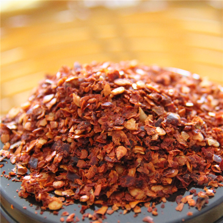 High quality red hot chili flake chili crushed for korean kimchi