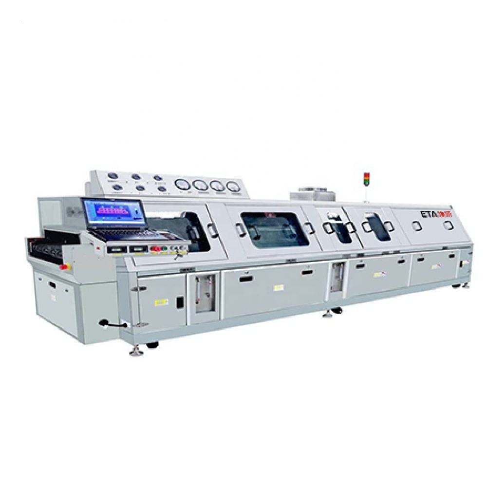 ETA 5600 PCB Cleaning Machine for High Precision PCBA Cleaner for PCB Assembly Components