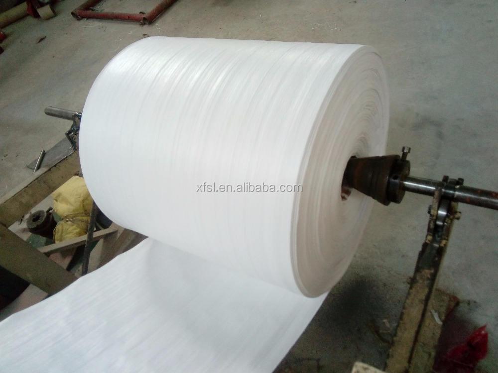 Karaçi 50 kg beyaz mısır buğday unu paketleme çantası üreticisi