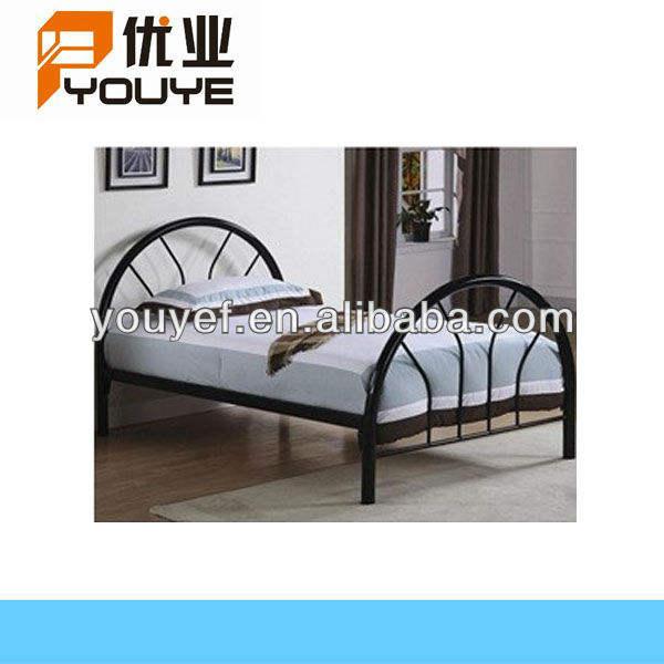 Style européen faible hauteur ikea japonaise cadre de lit lit simple gros